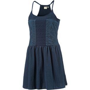 Roxy WHITEBEACHES Trägerkleid Damen DRESS BLUES
