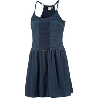 Roxy WHITEBEACHES Trägerkleid Damen DRESS BLUES
