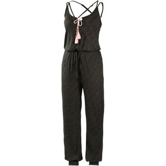 Maui Wowie Overall Damen oliv