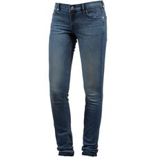 Tommy Jeans Nora Skinny Fit Jeans Damen maine dark blue stretch