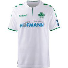 hummel SpVgg Greuther Fürth 17/18 Heim Fußballtrikot Herren white