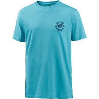 Volcom FLAG T-Shirt Herren BLUE BIRD