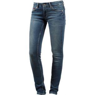 Tommy Jeans Sophie Skinny Fit Jeans Damen royal blue stretch