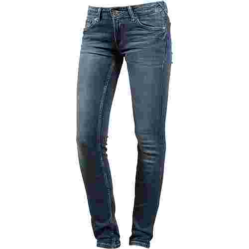 Tommy Jeans Sophie Skinny Fit Jeans Damen royal blue stretch