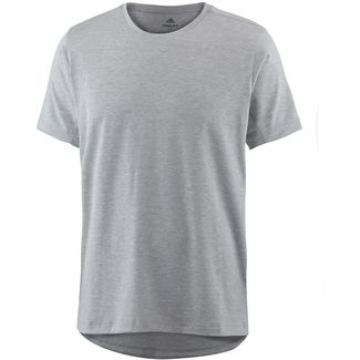 adidas FreeLift Prime Funktionsshirt Herren medium-grey-heather