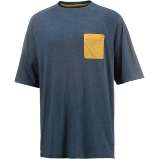 Maui Wowie Oversize Shirt Herren denim