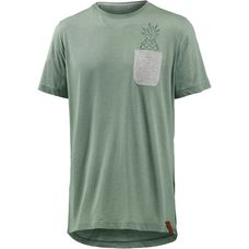 Maui Wowie Printshirt Herren Oliv