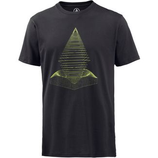 Volcom DIGITAL REDUX T-Shirt Herren BLACK
