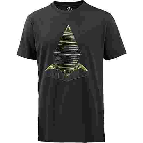 Volcom DIGITAL REDUX T-Shirt Herren BLACK
