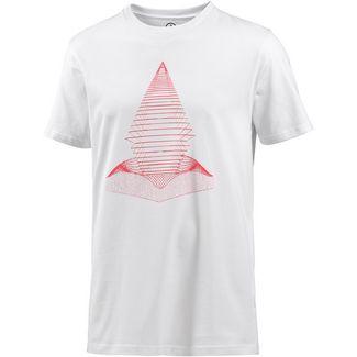 Volcom DIGITAL REDUX T-Shirt Herren WHITE