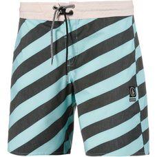 Volcom STRIPEY STONEY 19 Boardshorts Herren PALE AQUA