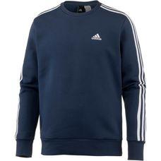 adidas Essential 3S Sweatshirt Herren collegiate-navy-white