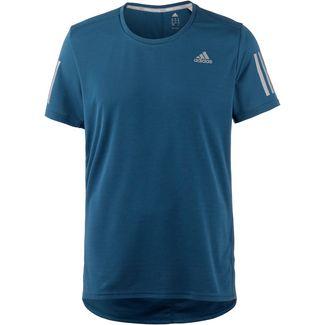 adidas Response Laufshirt Herren blue-night-F17