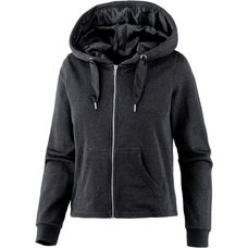 Only Sweatshirt Damen black-black lurex