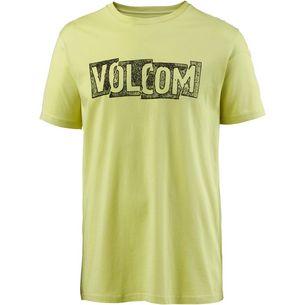 Volcom EDGE T-Shirt Herren SHADOW LIME