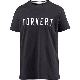 Forvert Lloyd T-Shirt Herren black