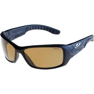 Julbo Run Sportbrille schwarz + wallpaper / schwarz