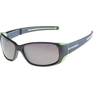 Julbo Montebianco Sportbrille matt schwarz / anisgrün