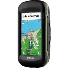 Garmin Montana 610+Topo Deutschland V8 Pro GPS schwarz