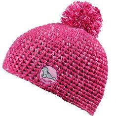 Ziener Il Zoo Bommelmütze Kinder pink/flamingo pink