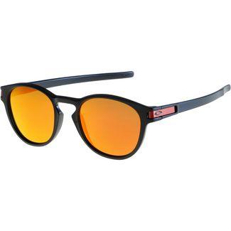 Oakley Latch Sonnenbrille matte black/prizm rudy