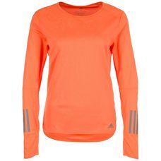 adidas Response Laufshirt Damen hi-res orange