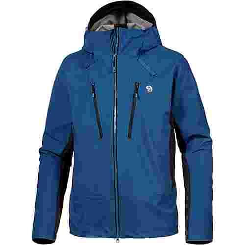 Mountain Hardwear Touren Kapuzenjacke Herren nightfall blue