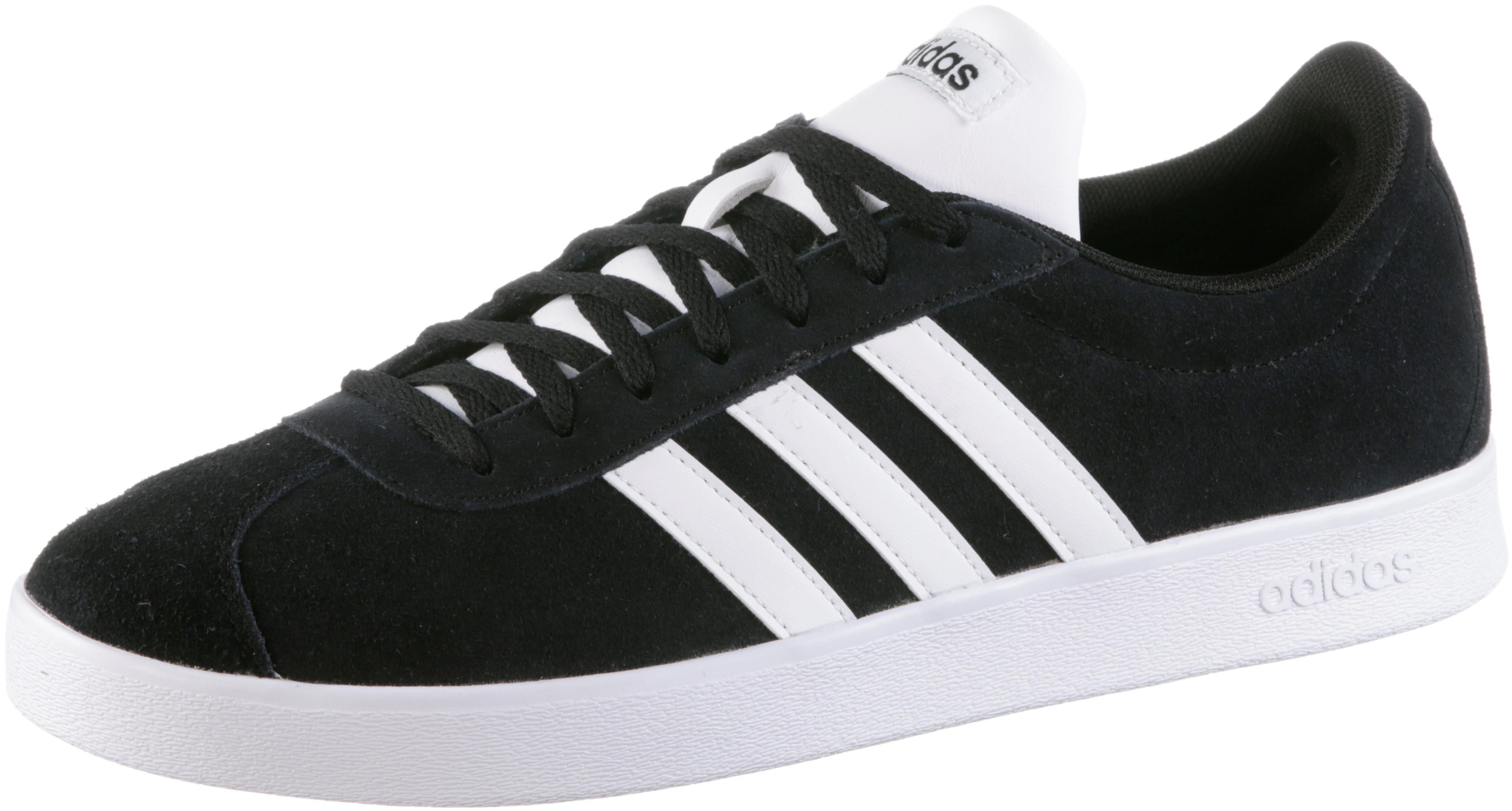 Adidas VL VL VL COURT 2.0 Turnschuhe Herren core schwarz im Online Shop von SportScheck kaufen Gute Qualität beliebte Schuhe 6e0841