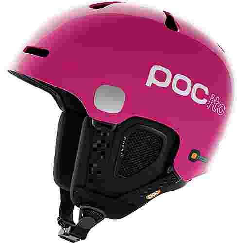 POC POCito Fornix Skihelm fluorescent pink