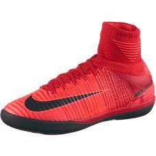 Nike JR MERCURIALX PROXIMO II DF IC Fußballschuhe Kinder university red/black-bright crimson
