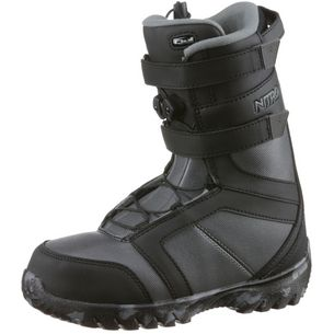 Nitro Snowboards ROVER YOUTH ELS Snowboard Boots Kinder BLACK-CHARCOAL