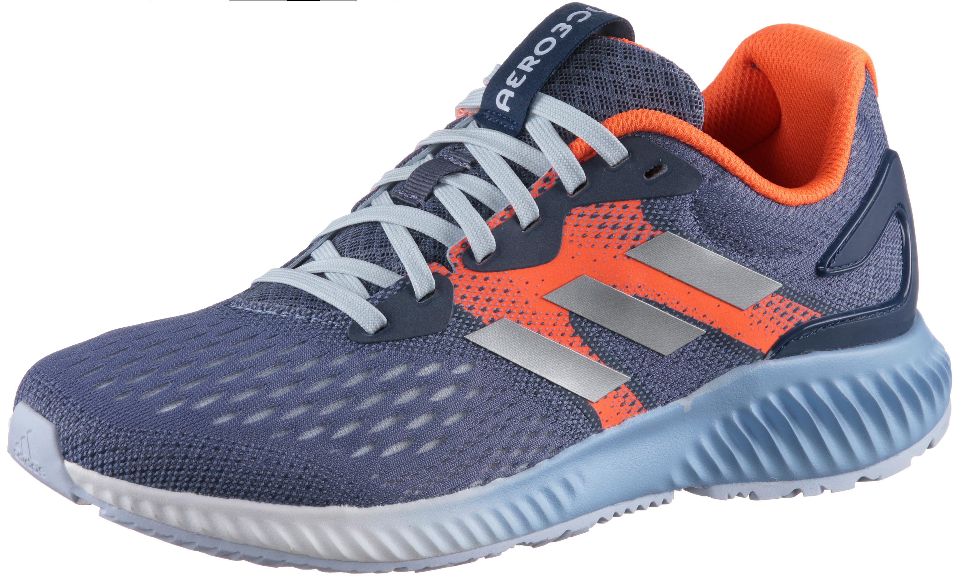 arrives bae3d 6b7e1 Adidas aerobounce Laufschuhe Damen raw-indigo im Online Shop von  SportScheck kaufen