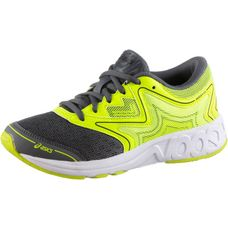 ASICS Noosa Laufschuhe Kinder CARBON-SAFETY YELLOW-MID GREY