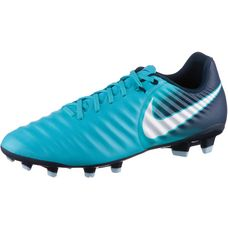 Nike TIEMPO LIGERA IV FG Fußballschuhe Herren gamma blue/white-obsidian-glacier blue