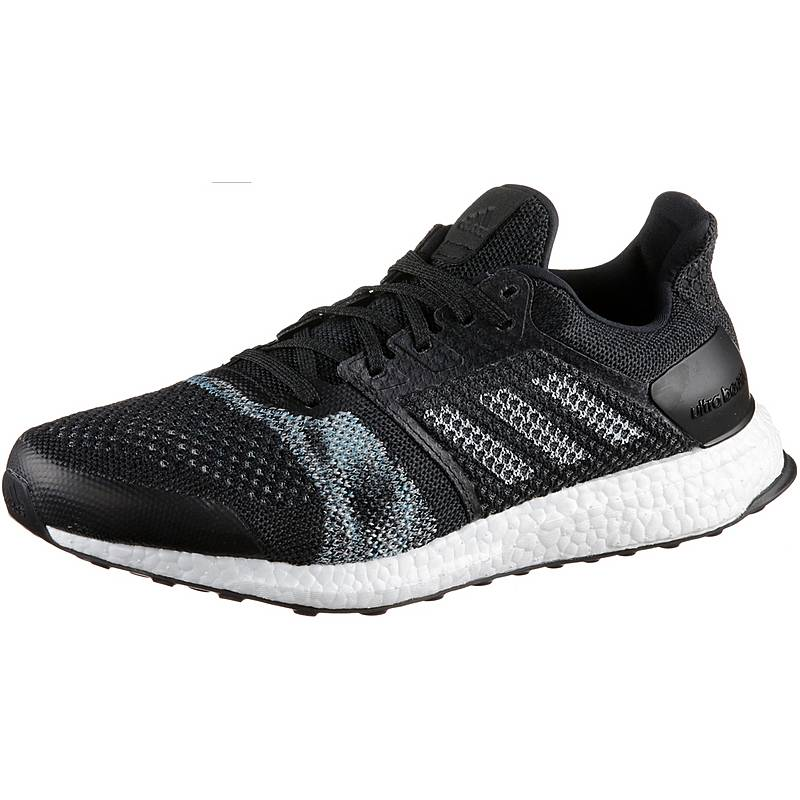 sports shoes 393d8 774c3 adidas UltraBoost St Laufschuhe Herren core-black