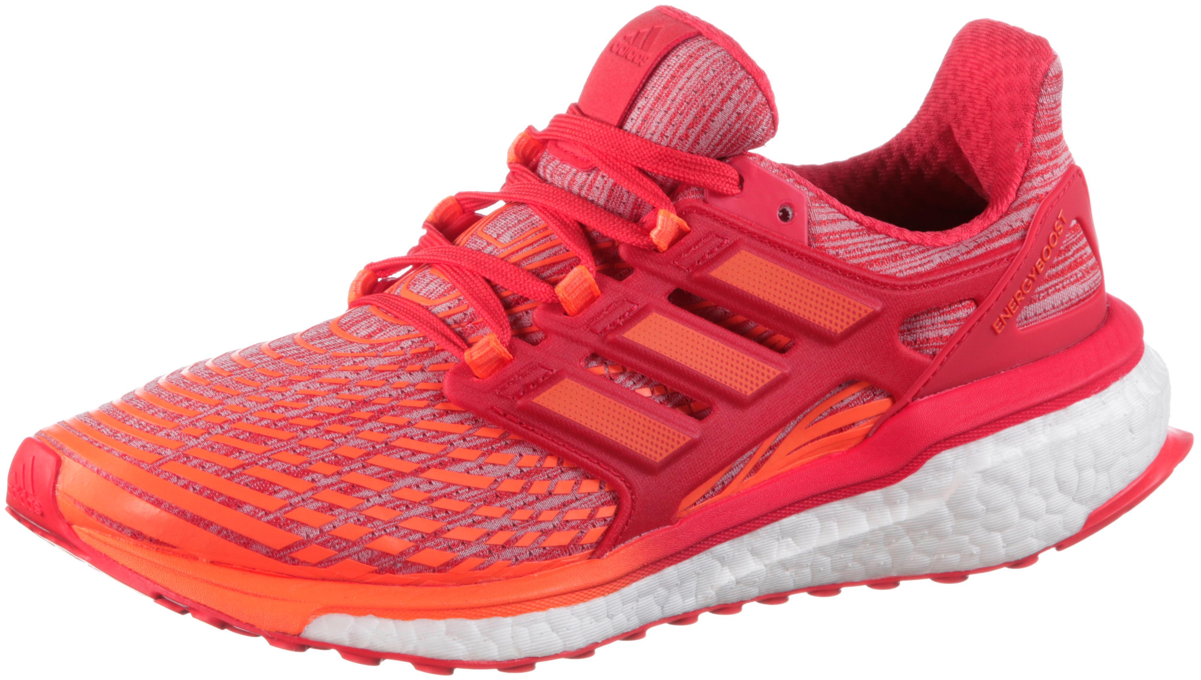 free shipping eaa2c fa291 Adidas Energy Boost Laufschuhe Damen hi-res-orange im Online Shop von  SportScheck kaufen