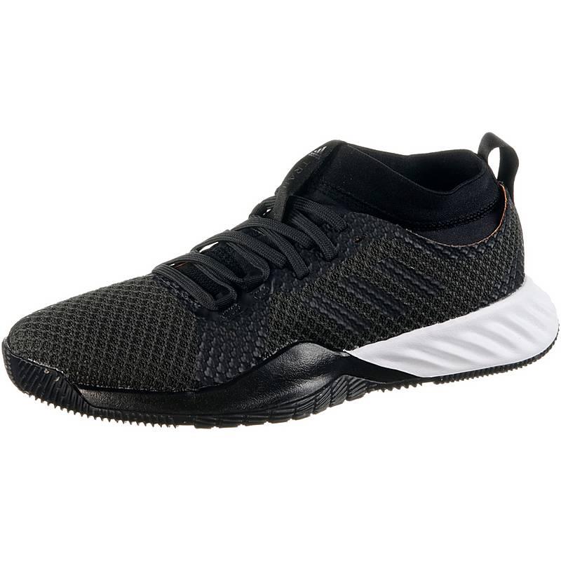 separation shoes d38ec ea89e adidas CrazyTrain Pro 3.0 Fitnessschuhe Damen carbon