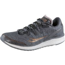 Saucony Freedom ISO Laufschuhe Damen grey-denim-copper