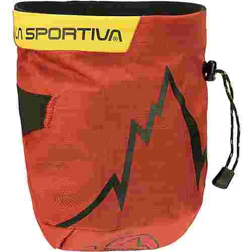 La Sportiva Laspo Chalkbag red