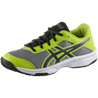 ASICS GEL-TACTIC GS Hallenschuhe Kinder safty-yellow