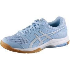 ASICS GEL-ROCKET 8 Volleyballschuhe Damen airy blue-silver-white