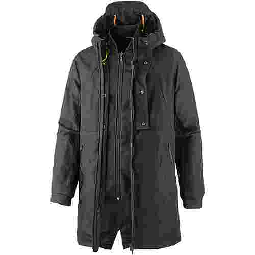 CORE by JACK & JONES Doppeljacke Herren black
