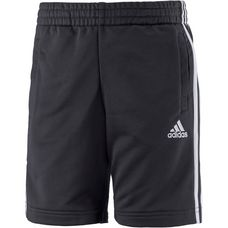 adidas Assentials 3-Streifen Shorts Funktionsshorts Kinder black