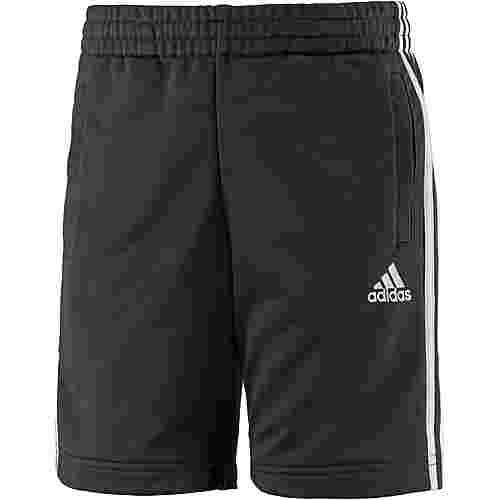 adidas Essentials 3-Streifen Shorts Funktionsshorts Kinder black