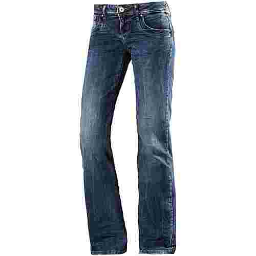 LTB VALENTINE Straight Fit Jeans Damen kaley wash
