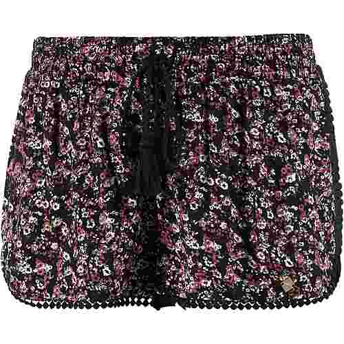 Superdry Shorts Damen Punk Floral