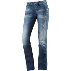 Mogul Heidi Straight Fit Jeans Damen riverdance