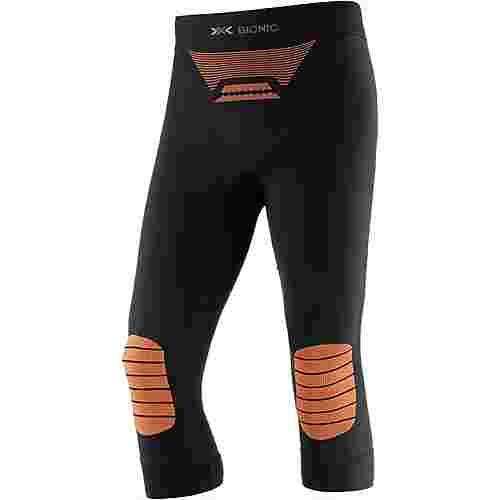 X-Bionic Energizer Funktionsunterhose Herren black-orange