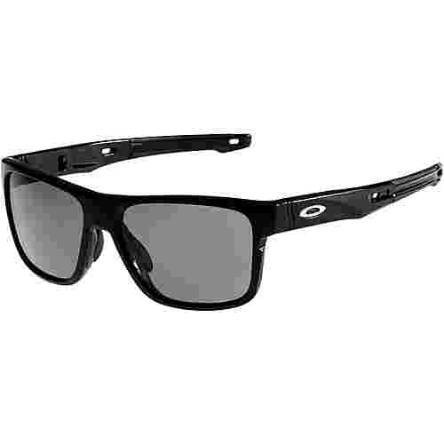 Oakley Corssrange Sonnenbrille polished black/grey