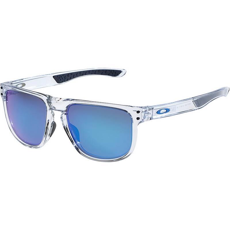 Oakley Holbrook R Sonnenbrille clear/prizm sapphire